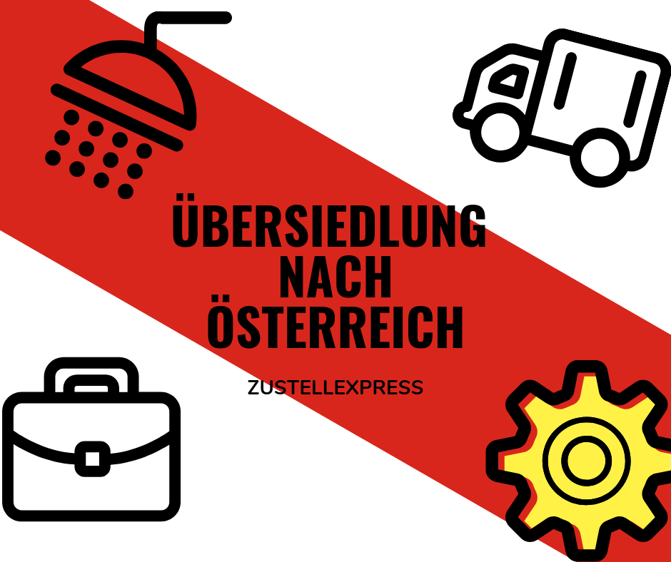 Übersiedlung nach Österreich