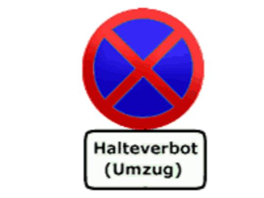 Halteverbot