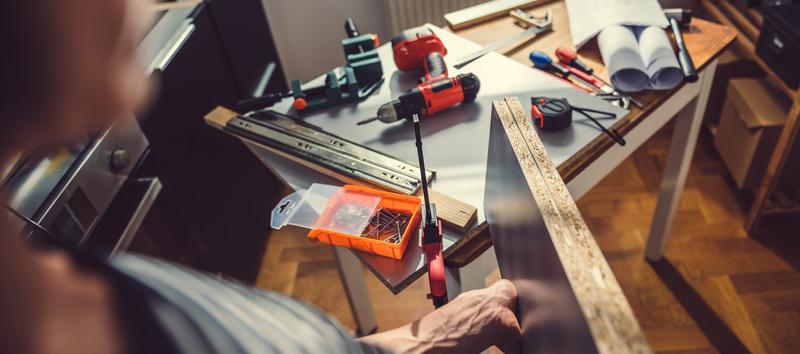 Möbel- und Küchenmontage von den Profis