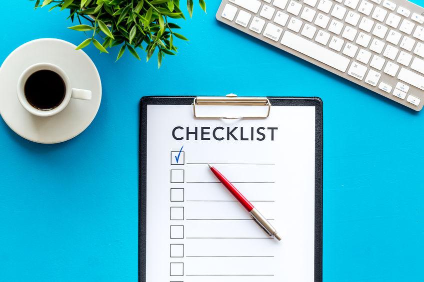 Checkliste: Wichtige Adressänderungen beim Umzug