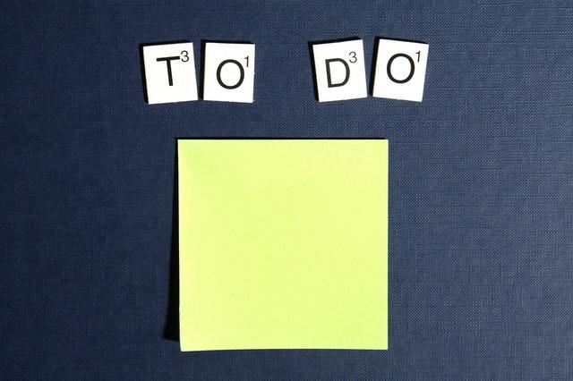 Checkliste Firmenumzug